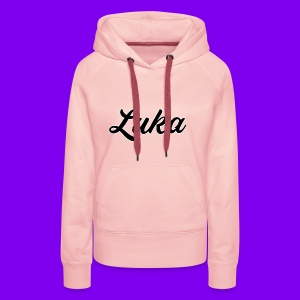 Luka Design - Vrouwen Premium hoodie