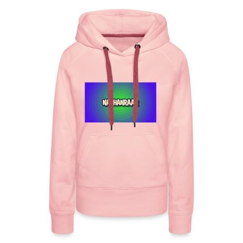 Nathan Raar - Vrouwen Premium hoodie