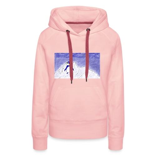 piqeu on the zuidpool - Vrouwen Premium hoodie