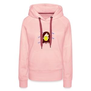 NomNom - Sweat-shirt à capuche Premium pour femmes