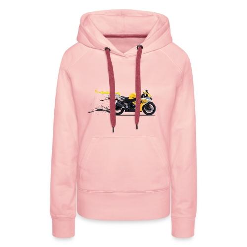 Motorbike - Frauen Premium Hoodie