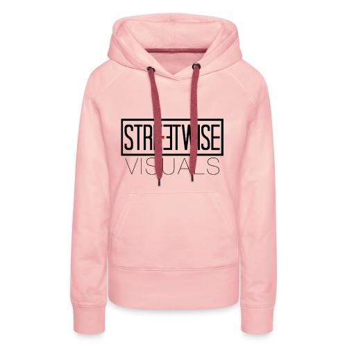 Streetwise Visuals | LONGFIT - Vrouwen Premium hoodie