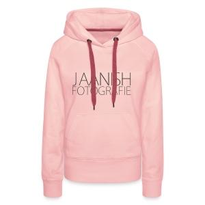 LOGO JAANISH PNG - Vrouwen Premium hoodie