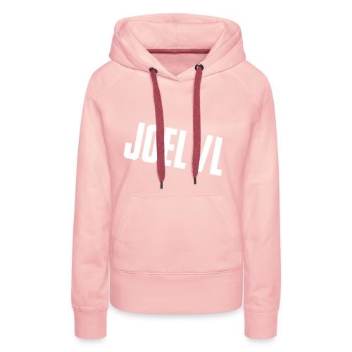 Joelvl Snapback cap - Vrouwen Premium hoodie