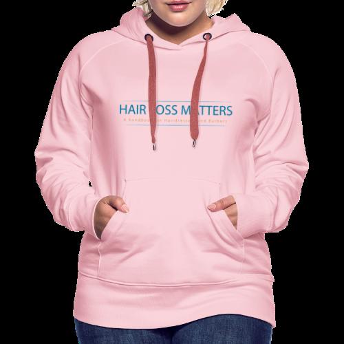 Hair loss Matters - Women's Premium Hoodie