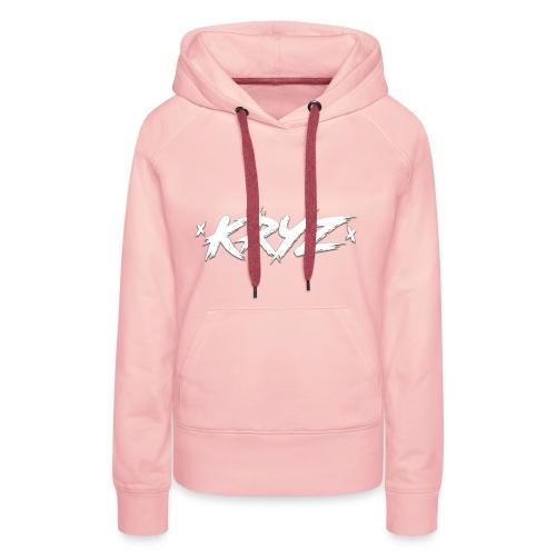 KRYZ - Frauen Premium Hoodie