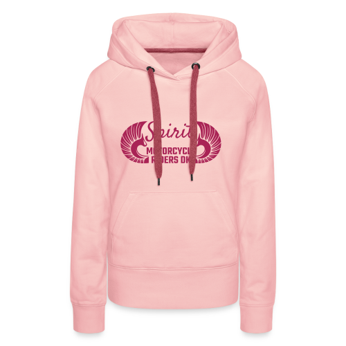 SMRDK Alt. farver - Dame Premium hættetrøje