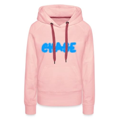 big_chase_bl - Women's Premium Hoodie