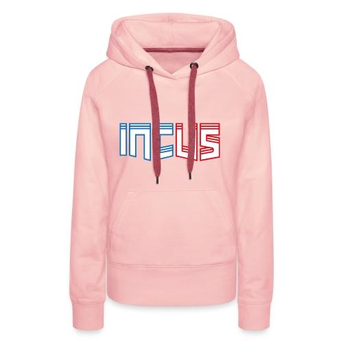 incus logo - Frauen Premium Hoodie