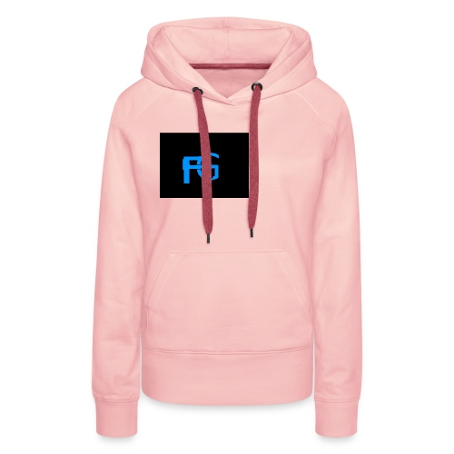 fastgames - Vrouwen Premium hoodie