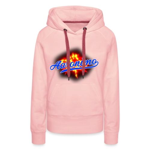 Aaronimo ontmoette explosie! - Vrouwen Premium hoodie