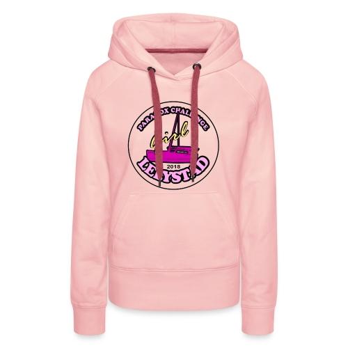 PCL girl - Vrouwen Premium hoodie