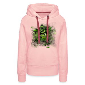Raddio Rabbits Esport FAN-SHIRTS - Frauen Premium Hoodie
