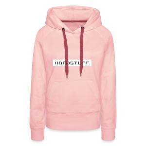 Hardstuff - Frauen Premium Hoodie