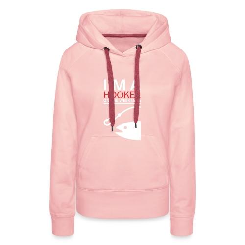 Angler - Frauen Premium Hoodie
