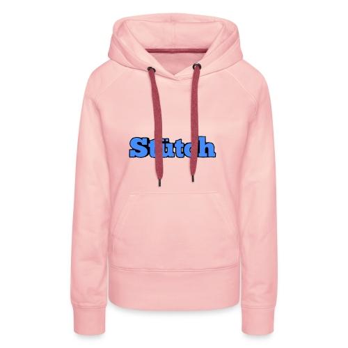 Stütch Name Design - Frauen Premium Hoodie