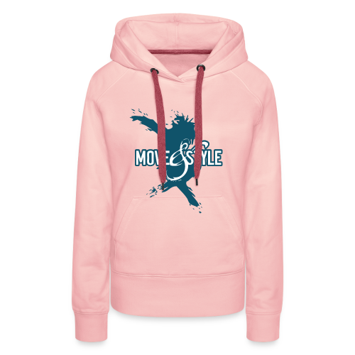 Move and Style Dance Academy - Frauen Premium Hoodie
