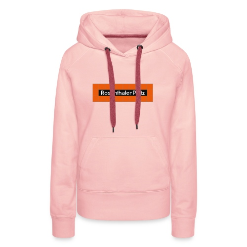 Rosenthaler Platz - Women's Premium Hoodie