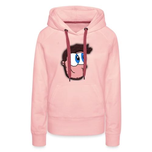 JAVOI Face logo - Women's Premium Hoodie