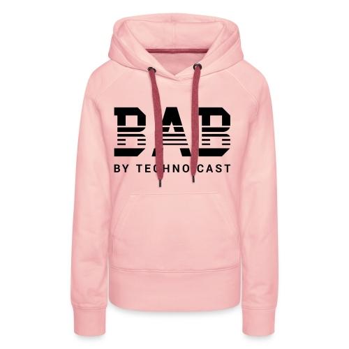 BAB black - Frauen Premium Hoodie