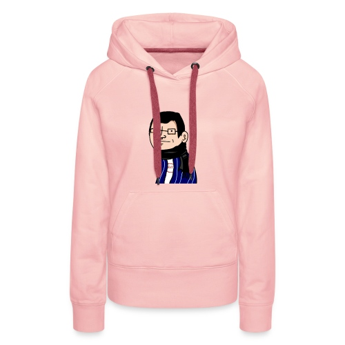 La collection de l'ancien wankul ChromeTiX - Sweat-shirt à capuche Premium pour femmes