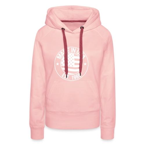 Made in usa - Frauen Premium Hoodie