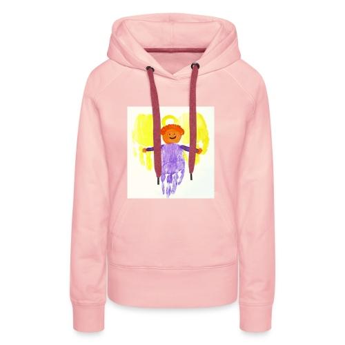 Angel - Women's Premium Hoodie