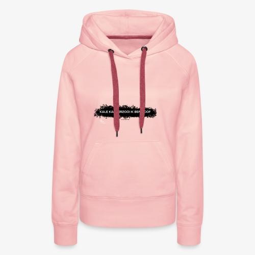 ik zit aan de pille - Vrouwen Premium hoodie