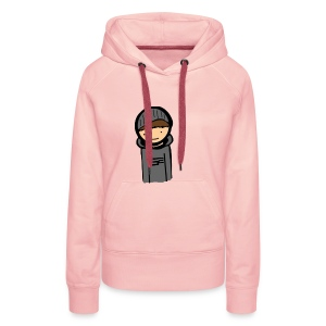 Popptejt - Vrouwen Premium hoodie