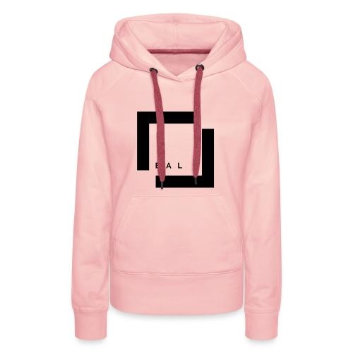 REAL LOGO - Frauen Premium Hoodie