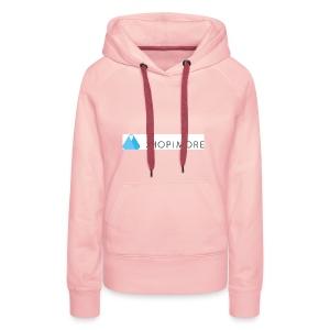 Logo SHOPiMORE - Frauen Premium Hoodie