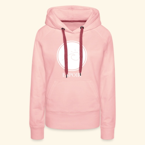 Espoir sun and waves - Women's Premium Hoodie