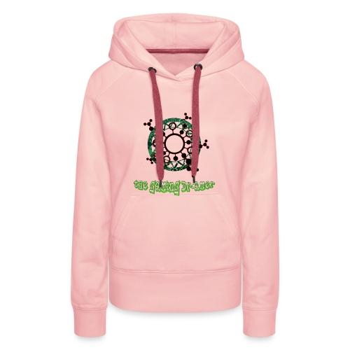 Gourde TGD - Sweat-shirt à capuche Premium pour femmes