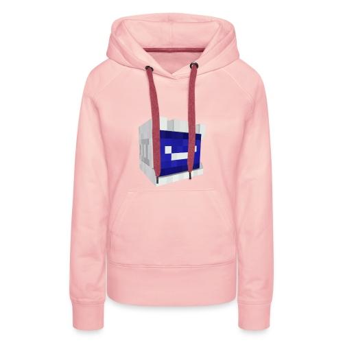 Rqb hoofd - Vrouwen Premium hoodie