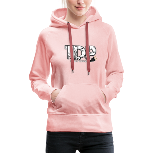 The Dutch Plug - Official - Vrouwen Premium hoodie