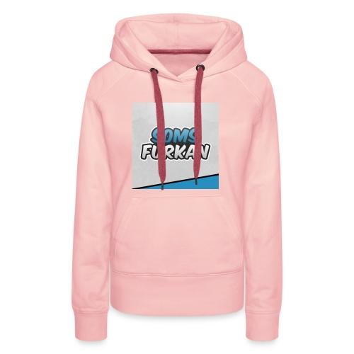 SomsFurkan merchendise - Vrouwen Premium hoodie