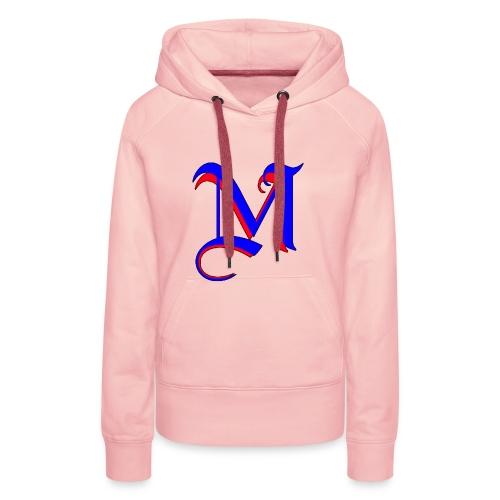 madMusic_Records Logo - Frauen Premium Hoodie