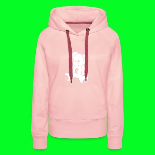 MiniSmikkelBeerRugzak - Vrouwen Premium hoodie