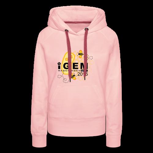 Logo - shirt women - Vrouwen Premium hoodie