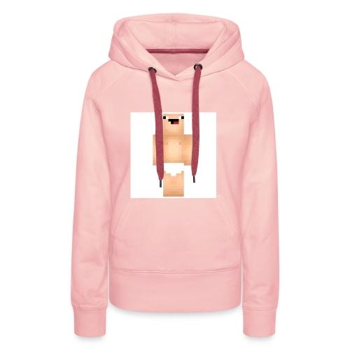 noob shirt - Vrouwen Premium hoodie