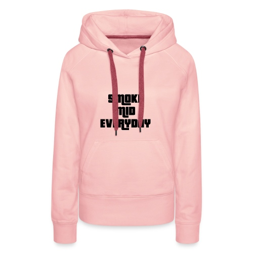 CSGO - Smoke Mid Everyday - Women's Premium Hoodie