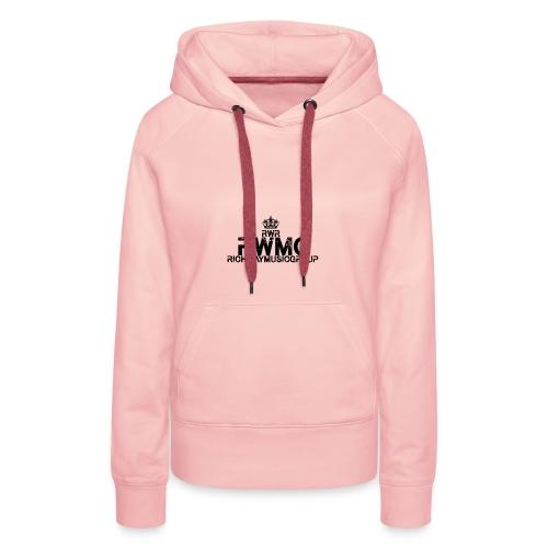 RWMG_Black 2 - Vrouwen Premium hoodie