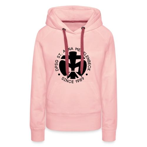 DPSG St Anna Mecklenbeck - Frauen Premium Hoodie