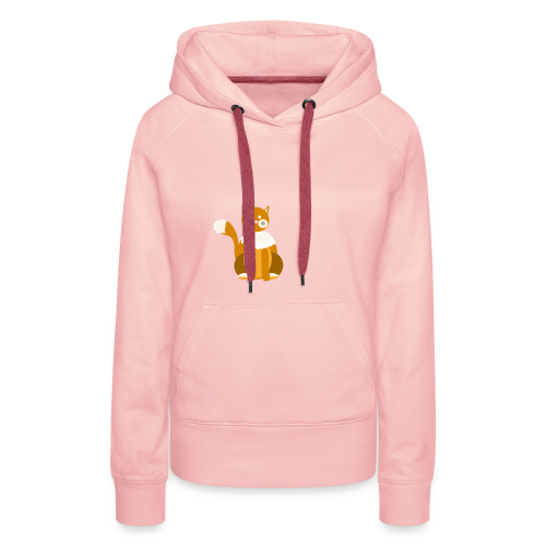 Kitty cat - Women's Premium Hoodie