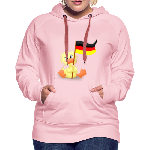 Wemmi Deutschland - Frauen Premium Hoodie