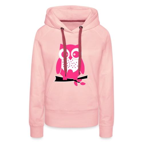 uiltje_rose - Vrouwen Premium hoodie