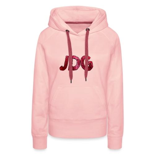 JustDanielGames - Vrouwen Premium hoodie