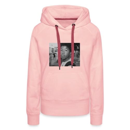 Just your average nigga - Women's Premium Hoodie