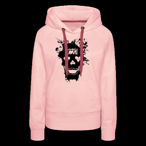 SML Black - Frauen Premium Hoodie