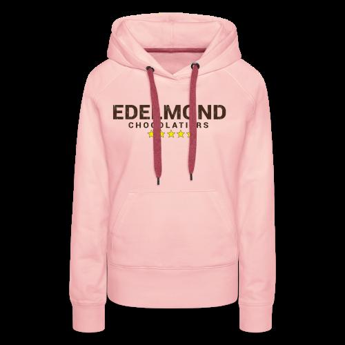 Edelmond Chocolatiers - Frauen Premium Hoodie
